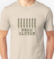 Free Gluten Slim Fit T-Shirt