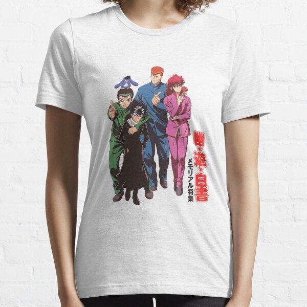 Yu Yu Hakusho 25th Anniversary  Essential T-Shirt