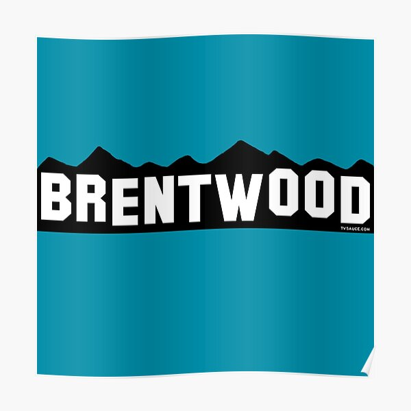 Brentwood Poster