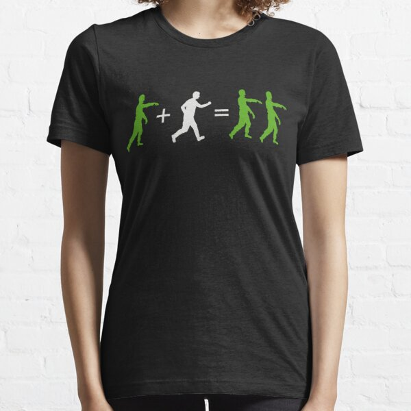 Zombie Math Essential T-Shirt