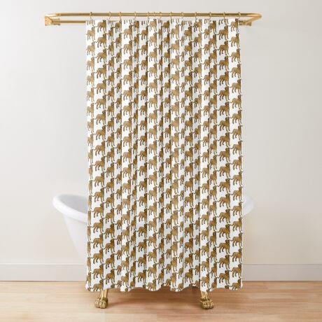 Broholmer Shower Curtain