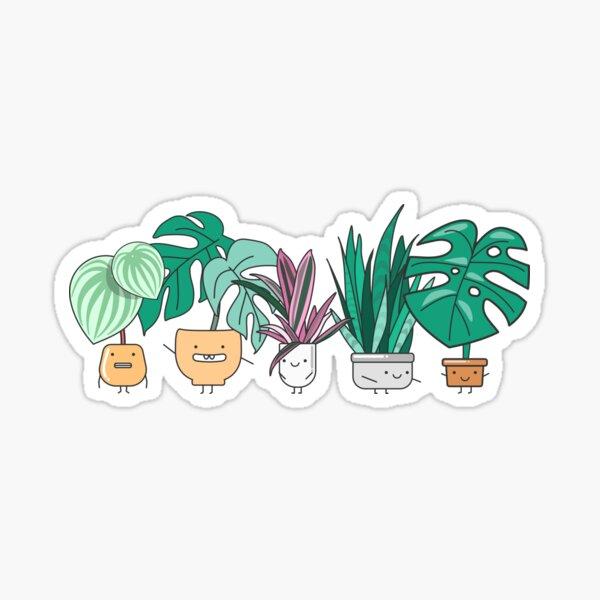 Plant Buddies Sticker