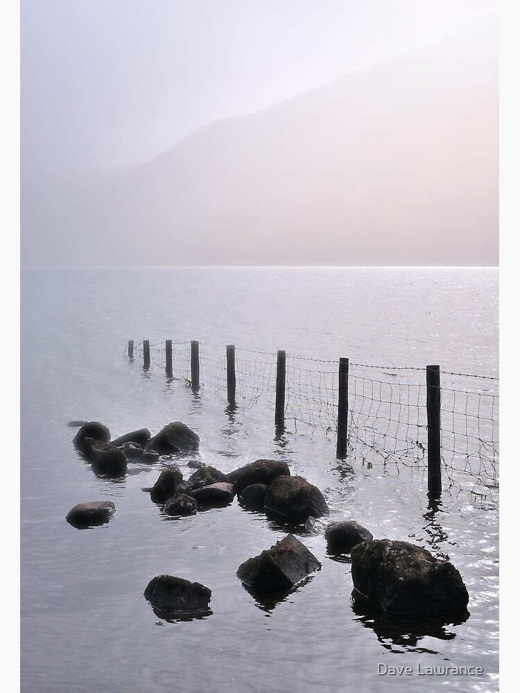 Misty morning, Wastwater by DLLP
