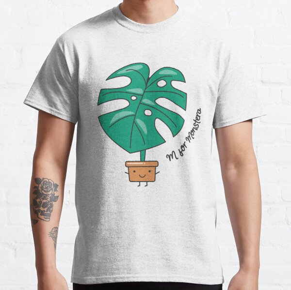 M for Monstera Classic T-Shirt
