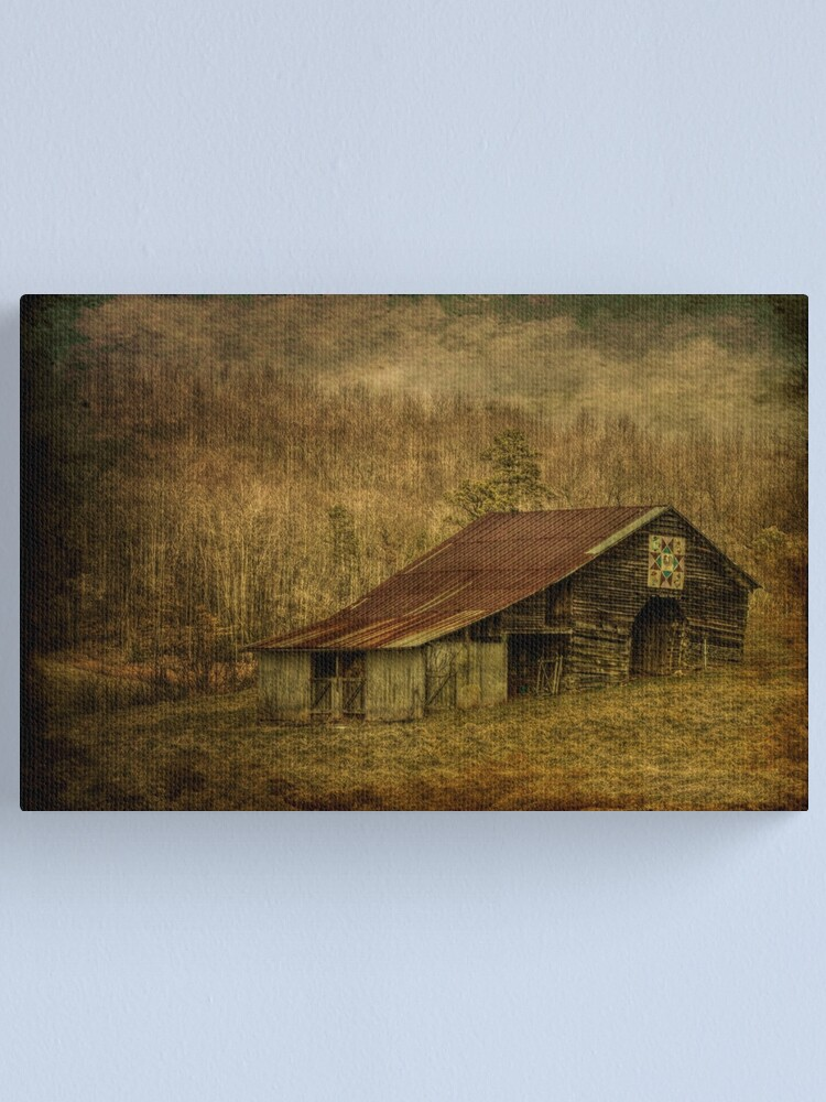 Alternate view of Slightly Out of Kilter Canvas Print