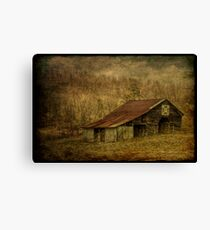 Slightly Out of Kilter Canvas Print