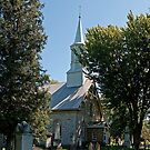 St. Andrew's United Church, Williamstown. 1818. by Mike Oxley