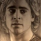 Collin Farrell as Alexander by Siamesecat