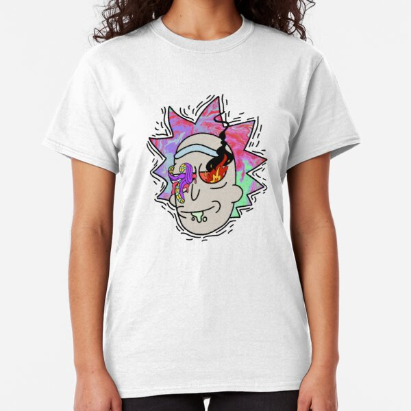 Chaos Rick Design Classic T-Shirt