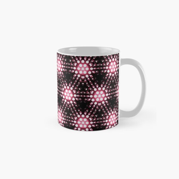 Lights - red Classic Mug