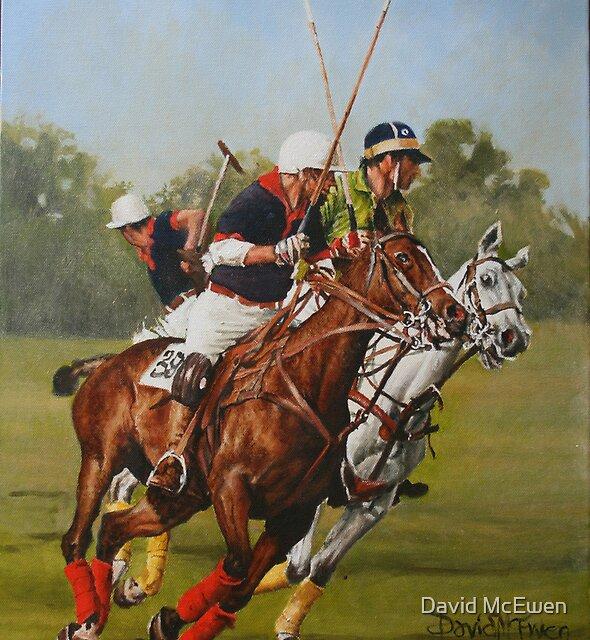 Polo 11 by David McEwen