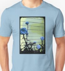 blue carnations T-Shirt