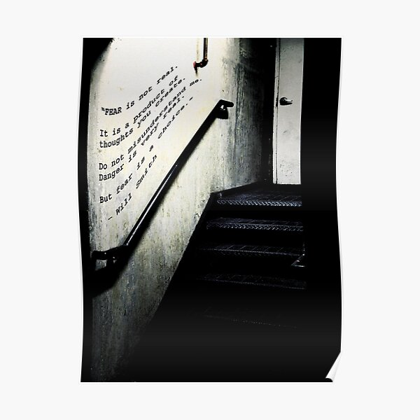 The Fearful Choice Poster
