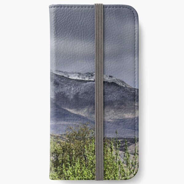Ben Lawers from Killin iPhone Wallet