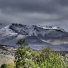Ben Lawers from Killin by Graham Sessions