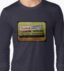 furbish cleaners Long Sleeve T-Shirt
