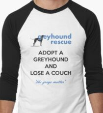 Adopt and Lose a Couch Men's Baseball ¾ T-Shirt
