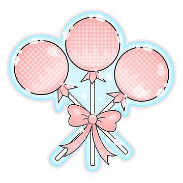Cute Lollipops Trio by gigglish
