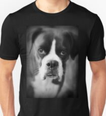Arwen's Portrait - Female Boxer - Boxer Dogs Series T-Shirt