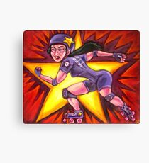 Death by Jammer  Canvas Print