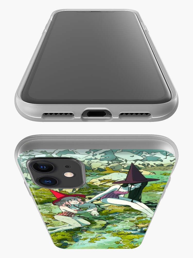 Alternate view of Summer witches iPhone Case & Cover