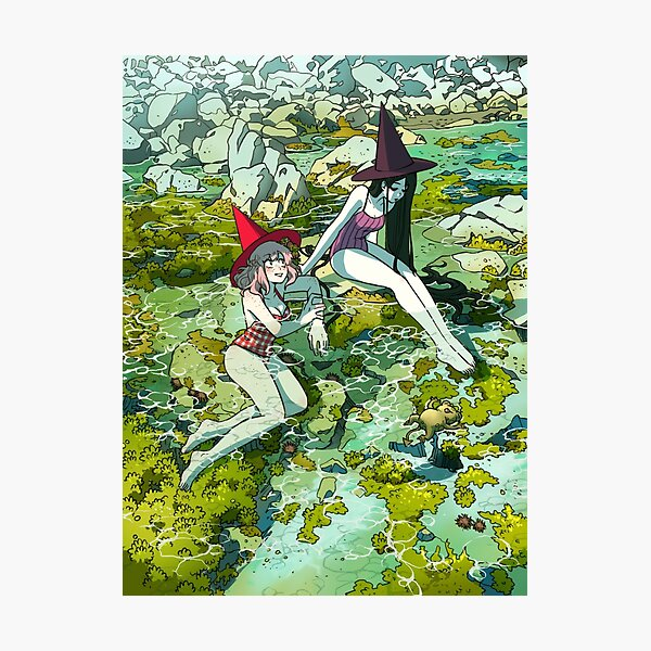 Summer witches Photographic Print
