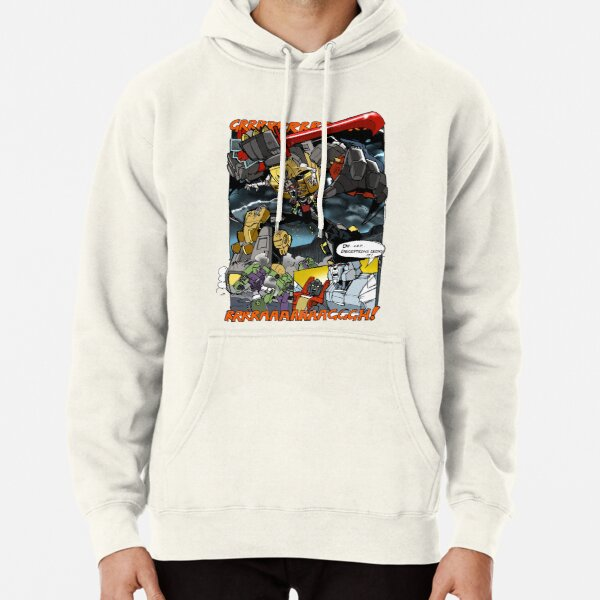 Transformers: The Beast Within Concept Pullover Hoodie