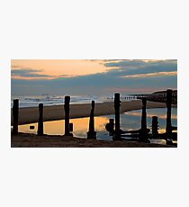 Spurn Point, East Yorkshire Photographic Print