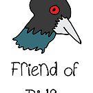 'Friend of Pidge' by Hannah Stringer (Stringer Things) by stringerthings