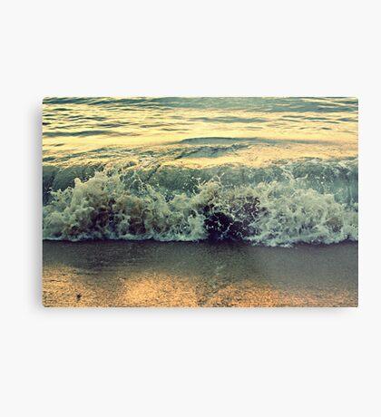 Beach Baby Metal Print