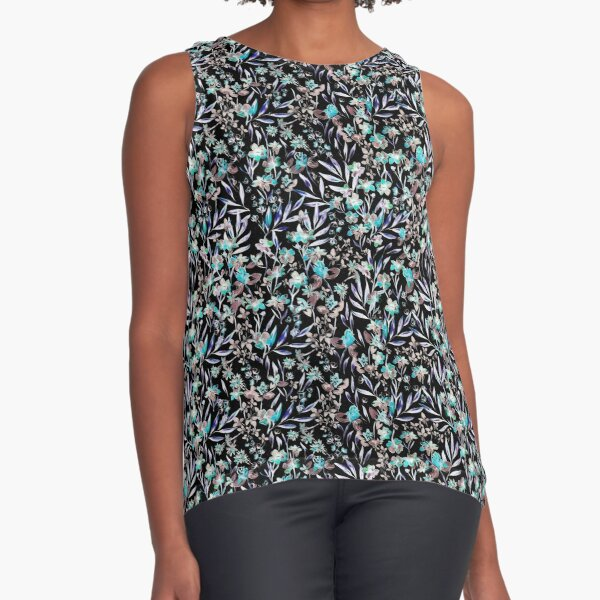 WILD LOVER Sleeveless Top