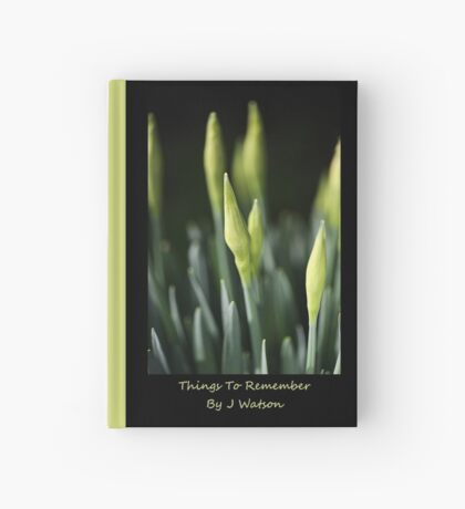 Daffodil Buds Hardcover Journal