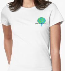 small fpc logo Womens Fitted T-Shirt