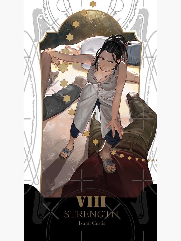 """Fullmetal Alchemist Brotherhood - Izumi Curtis"" Poster by ..."