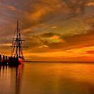 """""""Enterprize Dawn"""" by Phil Thomson IPA"""