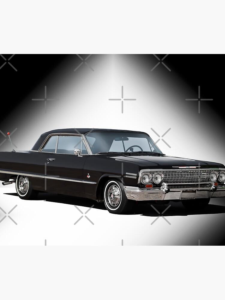 1963 Chevrolet Impala SS by DaveKoontz