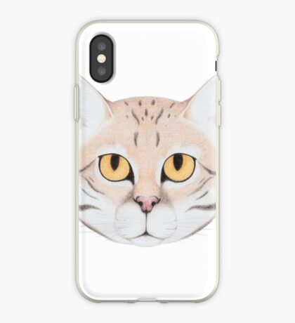 Black-footed Cat iPhone Case