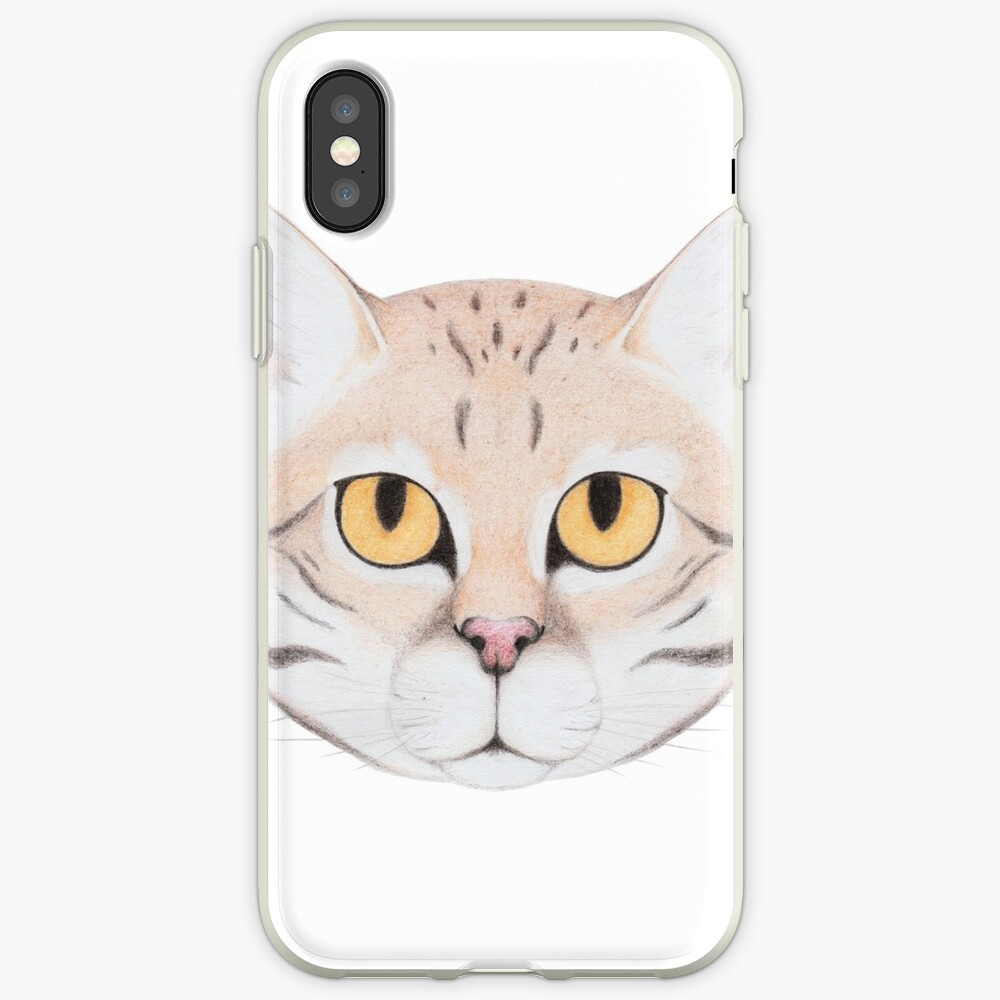 Black-footed Cat iPhone Case & Cover