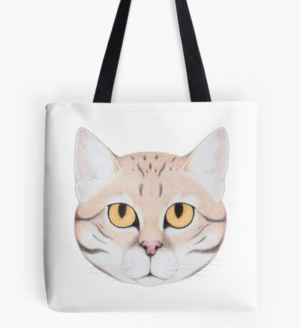 Black-footed Cat Tote Bag
