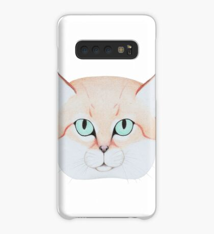 Sand Cat Case/Skin for Samsung Galaxy