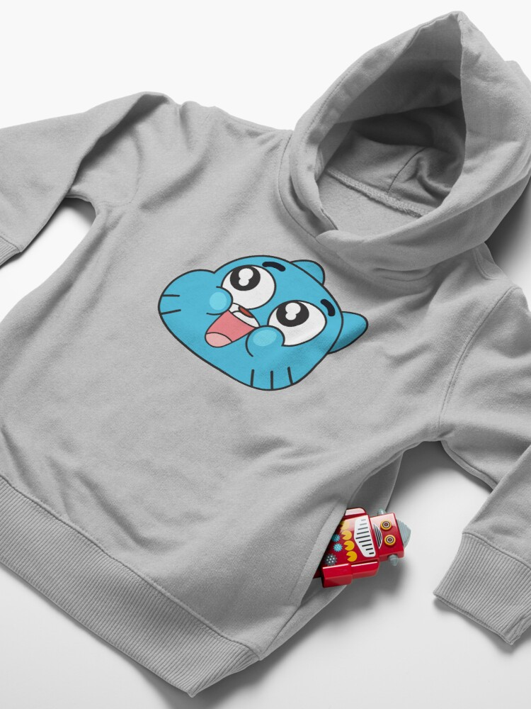 Alternate view of Gumball Toddler Pullover Hoodie