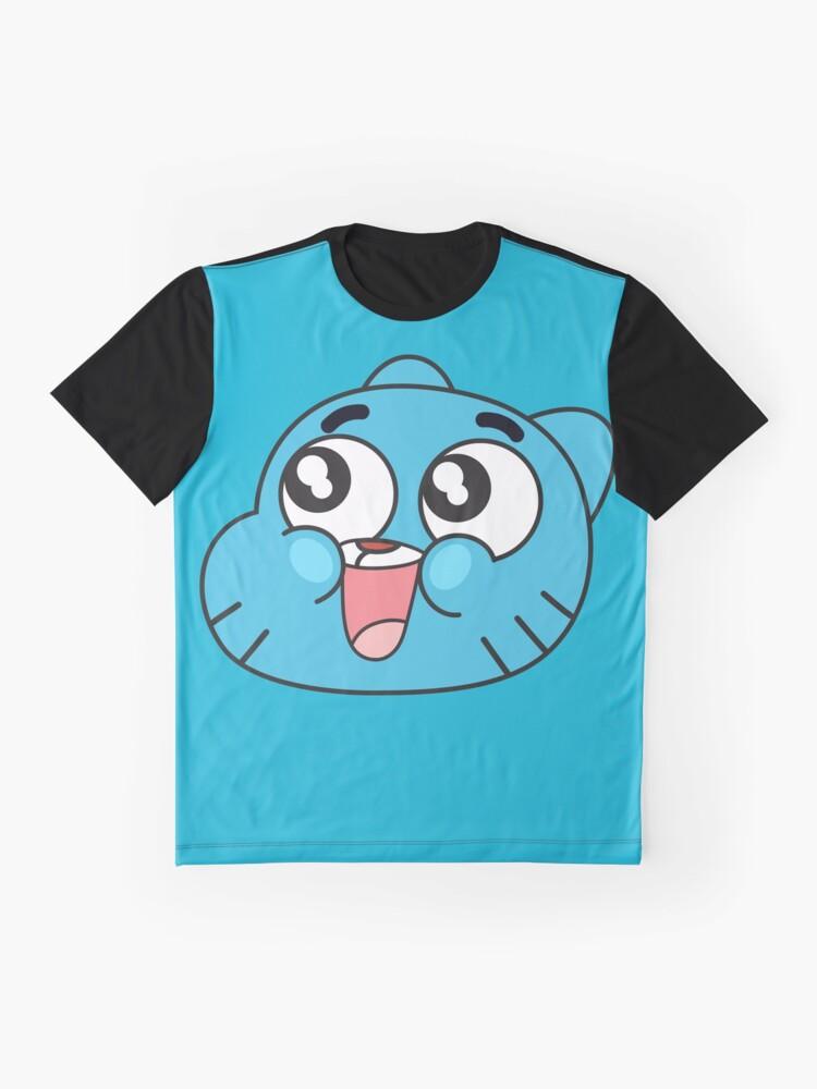 Alternate view of Gumball Graphic T-Shirt