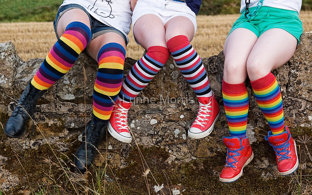 Stripes Are Us! by Lynne Morris