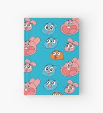 The Amazing World of Gumball Hardcover Journal