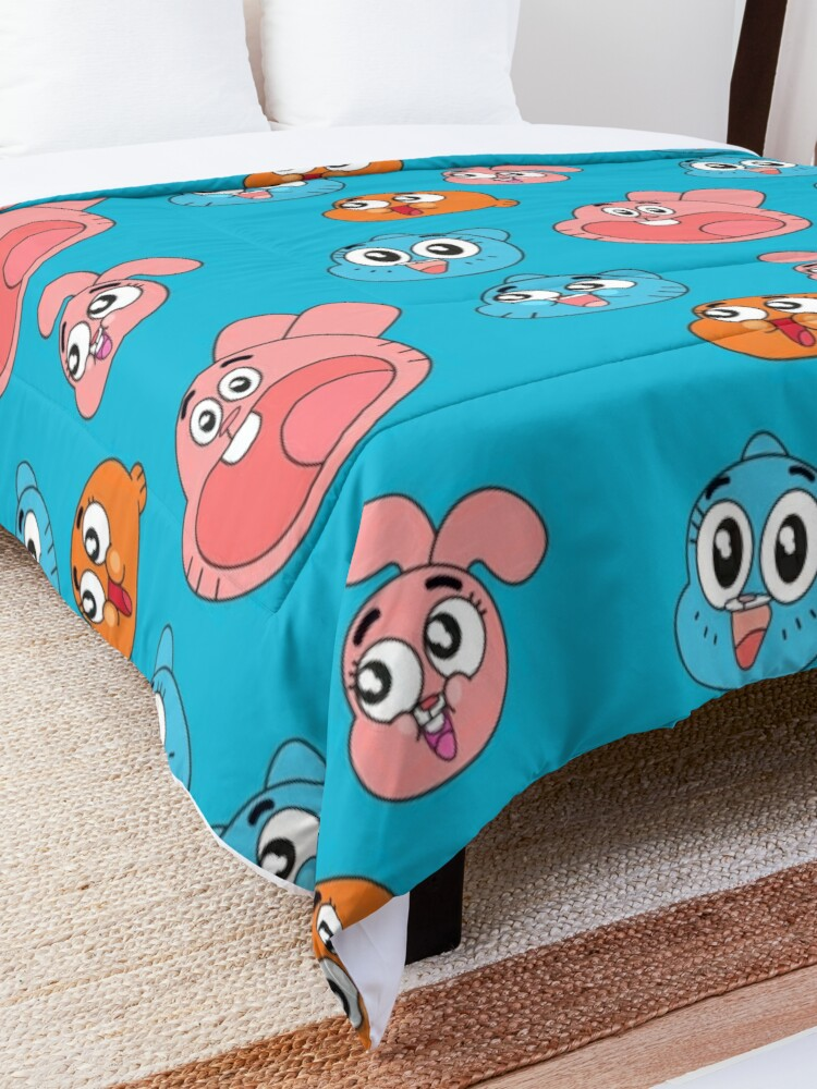 Alternate view of The Amazing World of Gumball Comforter