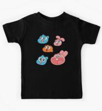 The Amazing World of Gumball Kids T-Shirt