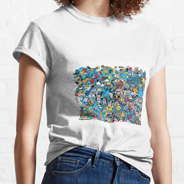 The Doodle Tour Classic T-Shirt