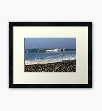 Winthrop Surfer 3 Framed Print