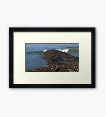 Winthrop Jetty Framed Print