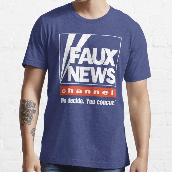Faux News Channel Essential T-Shirt